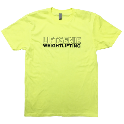 LIFTGENIE WEIGHTLIFTING Shirt