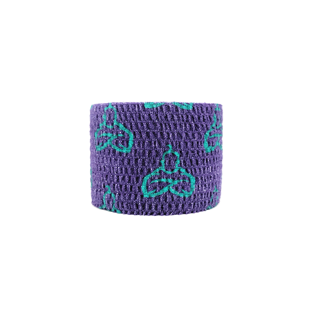 LiftGenie Weightlifting Thumb Tape 4 Roll Bundle (Genie Logo)