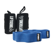 Bundle: Wrist Wraps & Hip Bands