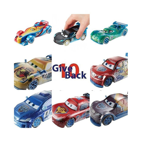 Give10Back 887961048469 Disney Pixar Cars Ice Racers Black Friday Cyber Monday Give Ten Back Give 10 Back