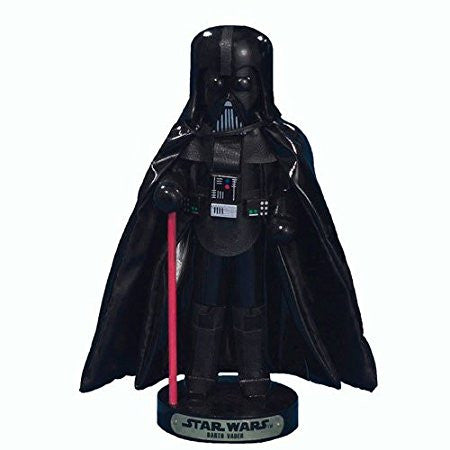 Disney Star Wars Nutcracker, 10-Inch Darth Vader Kurt Adler SW0155 Figurine Collectible Give10Back GiveTenBack