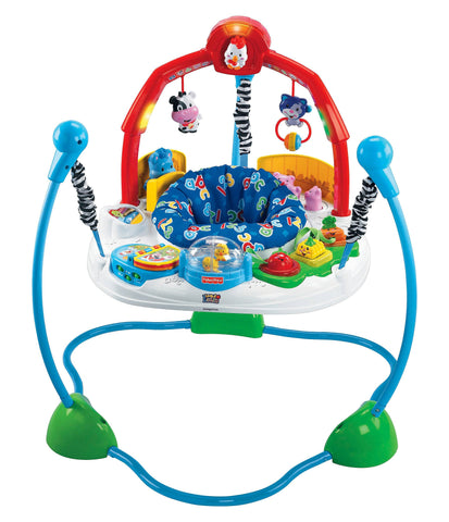 Give 10 Back 027084621563 Fisher-Price Laugh & Learn Jumperoo Give Ten Back Give10Back - Cyber-Monday-Black-Friday-Giving-Tuesday