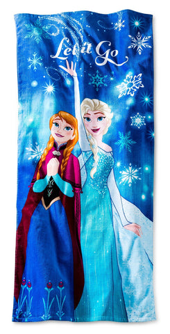 Give 10 Back 032281629526 Disney's Frozen Beach Towel - 3 Pack Give Ten Back Give10Back Black Friday Giving Tuesday Cyber Monday