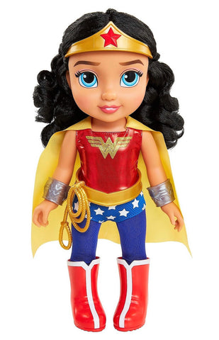 Give 10 Back 039897606637 DC Super Hero Girls Wonder Woman Toddler Action Figure Give Ten Back Give10Back - Cyber-Monday-Black-Friday-Giving-Tuesday