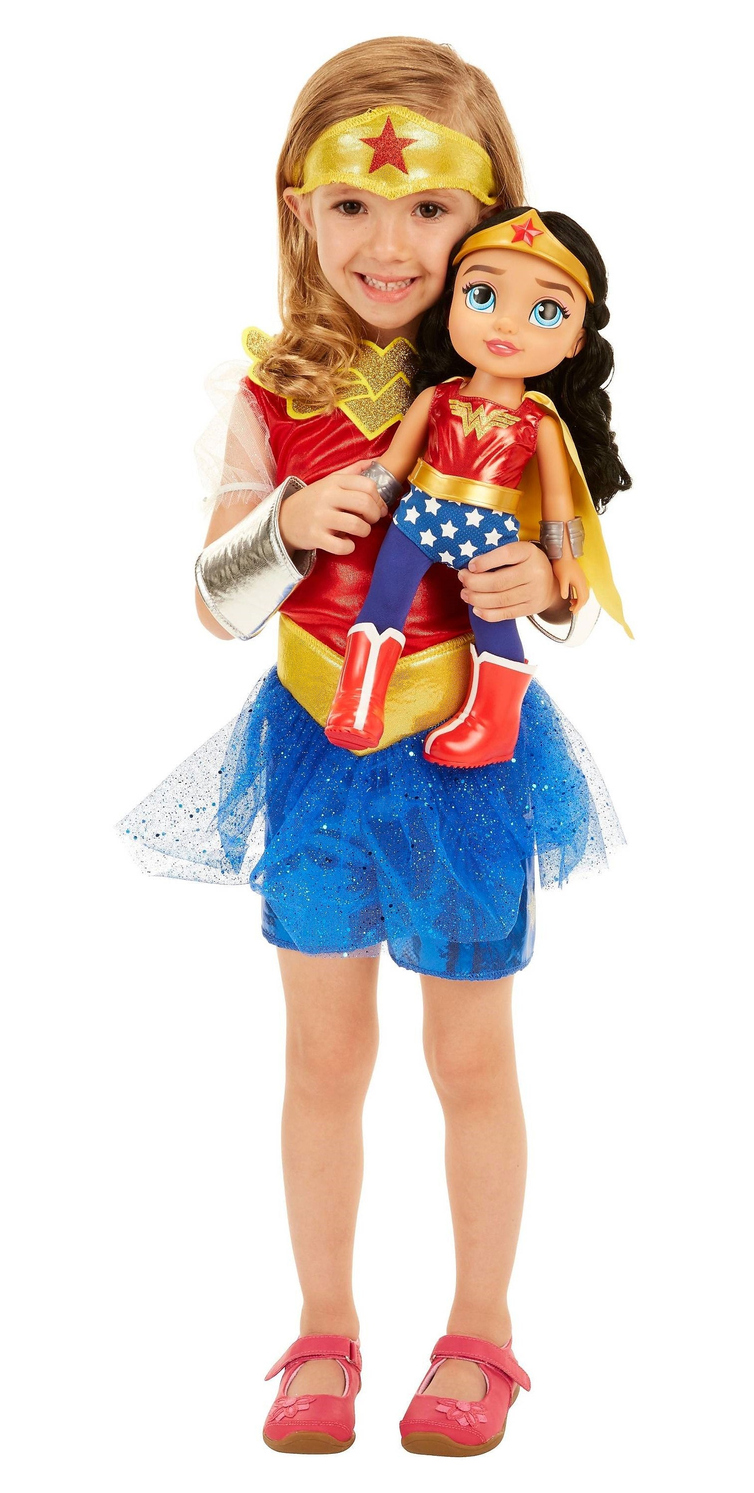 DC Super Hero Girls Wonder Woman Toddler Action Figure