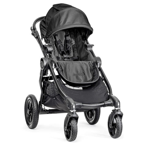 Give 10 Back 047406136216 Baby Jogger City Select Single Black Frame Stroller Give Ten Back Give10Back - Black Friday-Giving Tuesday-Cyber Monday