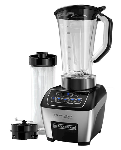 Give 10 Back 050875813144 Black & Decker Provortex 5 Speed Digital Blender Give Ten Back Give10Back - Cyber-Monday-Black-Friday-Giving-Tuesday