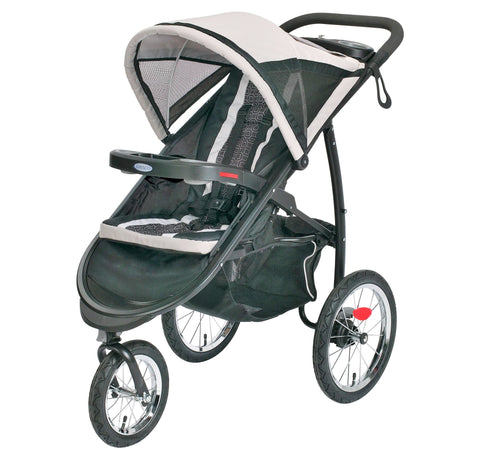Give 10 Back 47406132300 Graco FastAction Fold Jogger Click Connect Stroller Give 10 Back Give10Back