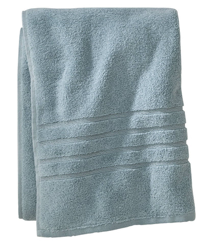 Give10Back 490640128316 Fieldcrest Luxury Bath Towel - Aqua Spill Give10Back GiveTenBack
