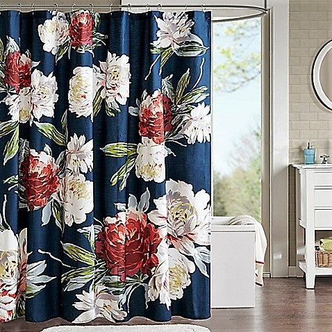 Give 10 Back 675716825072 Camilla 72-Inch x 72-Inch Shower Curtain Give Ten Back Give10Back