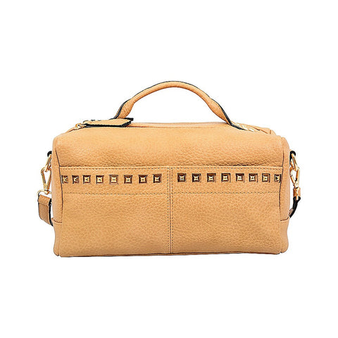 Give 10 Back 700604351002 Mellow World Jovi Mini Duffel in Beige Give Ten Back Give10Back