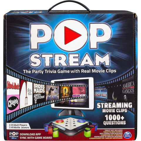 Give 10 Back 778988068731 Pop Stream Board Game Give Ten Back Give10Back - Cyber-Monday-Black-Friday-Giving-Tuesday