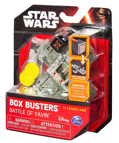Give 10 Back 778988117255 Star Wars Box Busters – Battle of Yavin Give Ten Back Give10Back - Cyber-Monday-Black-Friday-Giving-Tuesday