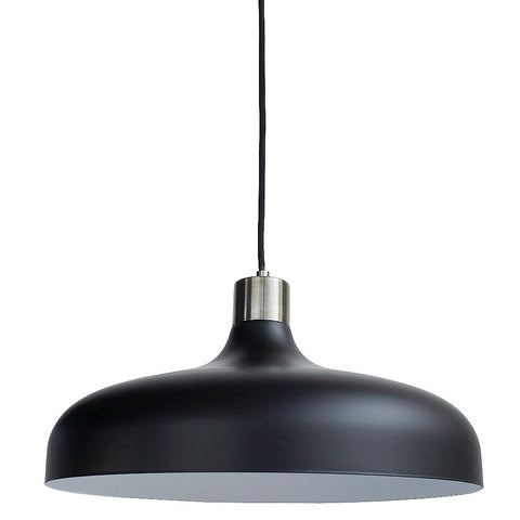 Give 10 Back 798919226818 Threshold - Ceiling Light Pendant Black Give Ten Back Give10Back