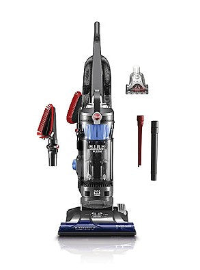 Give10Back 073502043363 Hoover WindTunnel 3 High Performance Plus Vacuum in Blue UH72615 Give 10 Back Give Ten Back