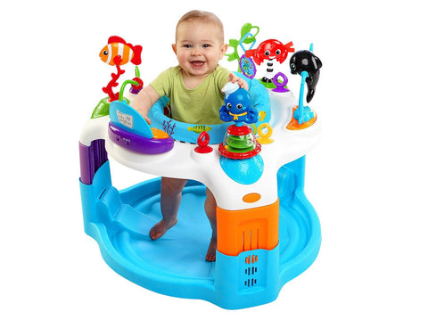 Give10Back 074451602465 Baby Einstein Rhythm of the Reef Activity Saucer Give 10 Back Give Ten Back