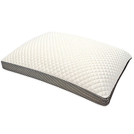 Give10Back 31374557333 Therapedic TruCool Memory Foam King Side Sleeper Pillow Give 10 Back Give Ten Back