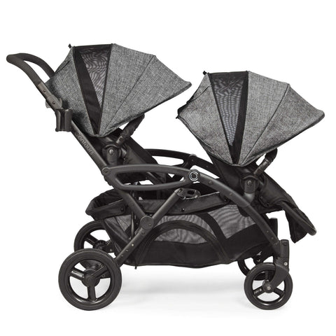 Give10Back 31878082607 Contours Options Elite Tandem Stroller Give 10 Back Give Ten Back