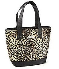 Give10Back 700522144465 Fit & Fresh Insulated Lunch Bag in Safari Fur Give 10 Back Give Ten Back