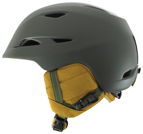 Give-10-Back-768686527173 Giro 2014/15 Montane Winter Snow Helmet Matte Olive Outpack - Small-Give-10-Back-Give-Ten-Back-Cyber-Monday-Black-Friday