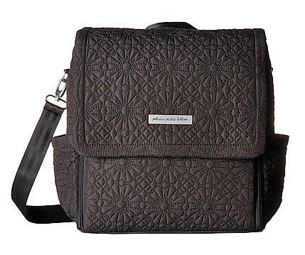 Give10Back 812400025008 Petunia Pickle Bottom Boxy Backpack Embossed Diaper Bag In Bedford Avenue Stop Give 10 Back Give Ten Back