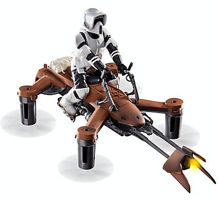 Give10Back 819217019831 Star Wars™ 74-Z Speeder Bike™ Battle Quad Give 10 Back Give Ten Back