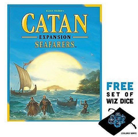 Give10Back 841333102227 Catan: Seafarers Game Expansion 5th Edition Give 10 Back Give Ten Back