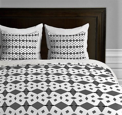 Give10Back 887522015329 DENY Designs Lisa Argyropoulos Hype Duvet Cover, King Give 10 Back Give Ten Back
