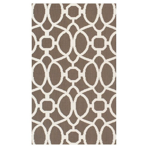 Give10Back-Home Decor-Threshold 30 x 50 Indoor or Outdoor Rug in Taupe Trellis Give 10 Back