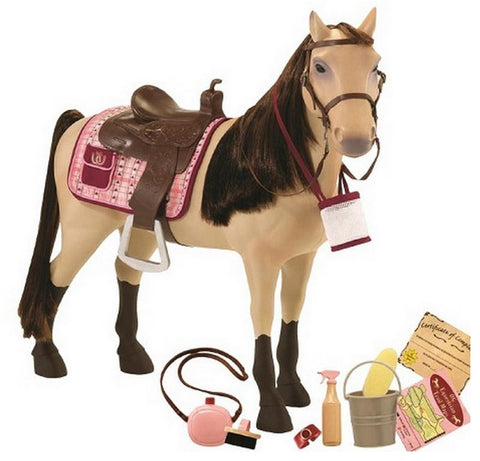 Give10Back-Kids Toys-Our Generation 20 in Morgan Horse with Accessories Give 10 Back