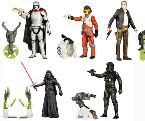 Give10Back-Online-Shopping-Fundraiser-Star-Wars-5-Pack-Action-Figures-Han-Solo-Kylo-Ren-First-Order-Tie-Pilot-Poe-Dameron-Captain-Phasma-Black-Friday-Deals-Christmas-Sale-Give-10-Back-Give-Ten-Back
