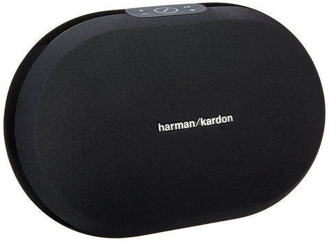 Harman Kardon OMNI20BK Streaming HD Stereo Speaker with Bluetooth - Black Give10Back GiveTenBack
