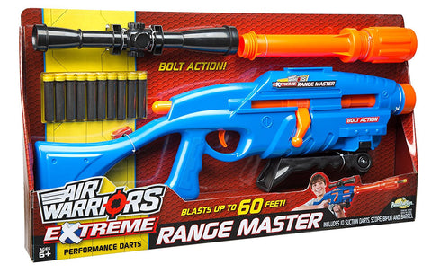 Nerf Buzz Bee Toys Air Warriors EXTREME Range Master Blaster Give10Back GiveTenBack .jpg