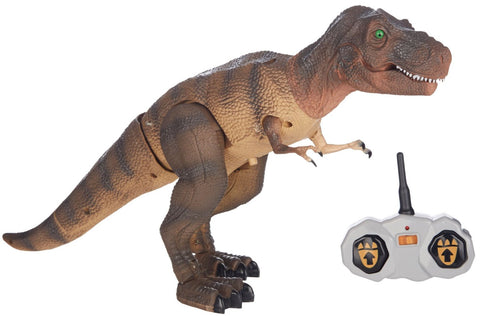 Smithsonian RC T Rex Radio Controlled Animated Action Dinosaur Give10Back GiveTenBack