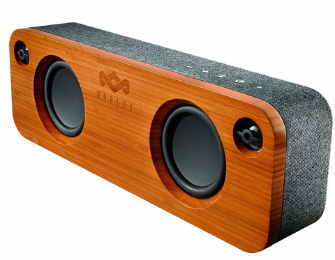 House of Marley Get Together Portable Bluetooth Speaker Give10Back GiveTenBack