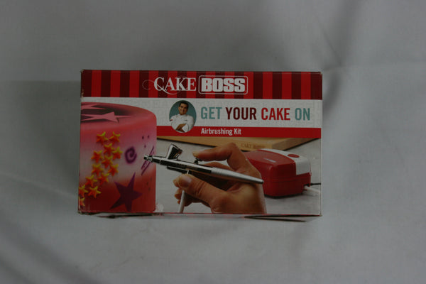 Cake Boss Cake Decorating Airbrush Kit : Cake Boss Air Brush Cake Decorating Kit   Give10Back.com