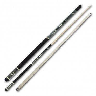 CUETEC WARRIOR SERIES 58-IN. TWO PIECE CUE 13-821