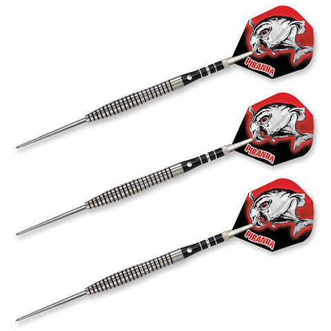 Piranha Razor  Steel Tip Darts 19511