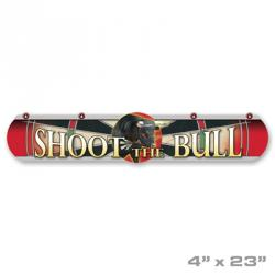 Shoot the Bull Red Throwline