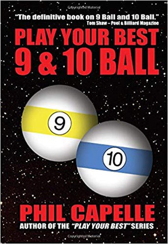 Play Your Best 9 & 10-Ball Spiral-bound