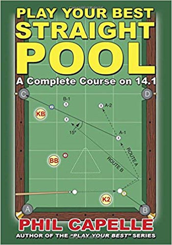 Play Your Best Straight Pool Paperback