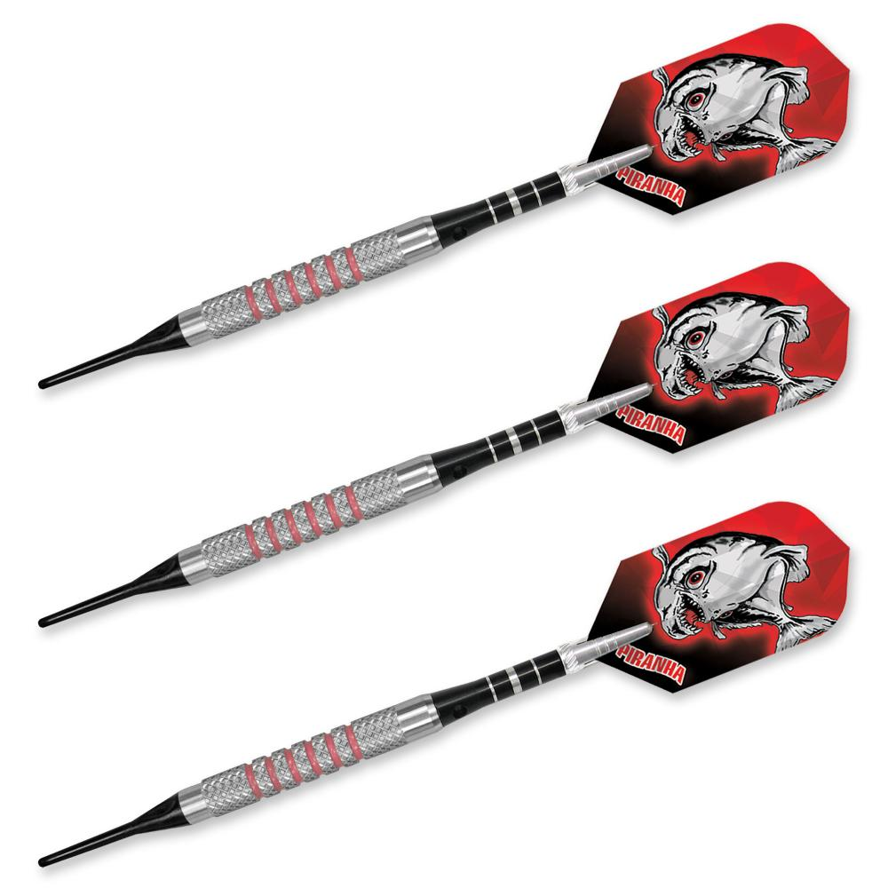 Piranha 18 gr  Soft Tip Darts 68503 Model: #68503