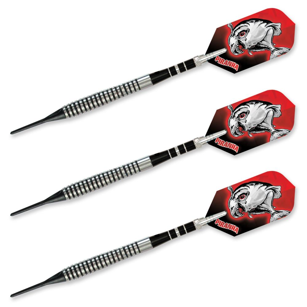 Piranha Razor 18 gr  Soft Tip Darts 68533