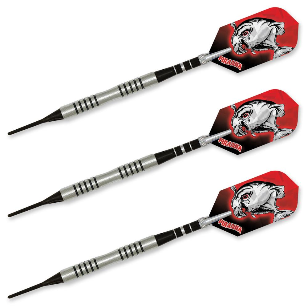 Piranha Razor 18 gr  Soft Tip Darts 68547