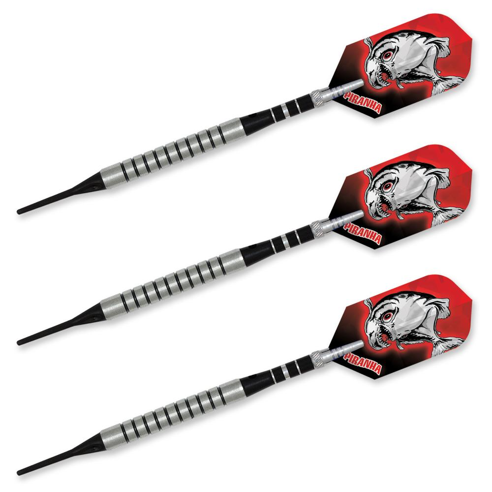 Piranha Razor 20 gr  Soft Tip Darts 68548