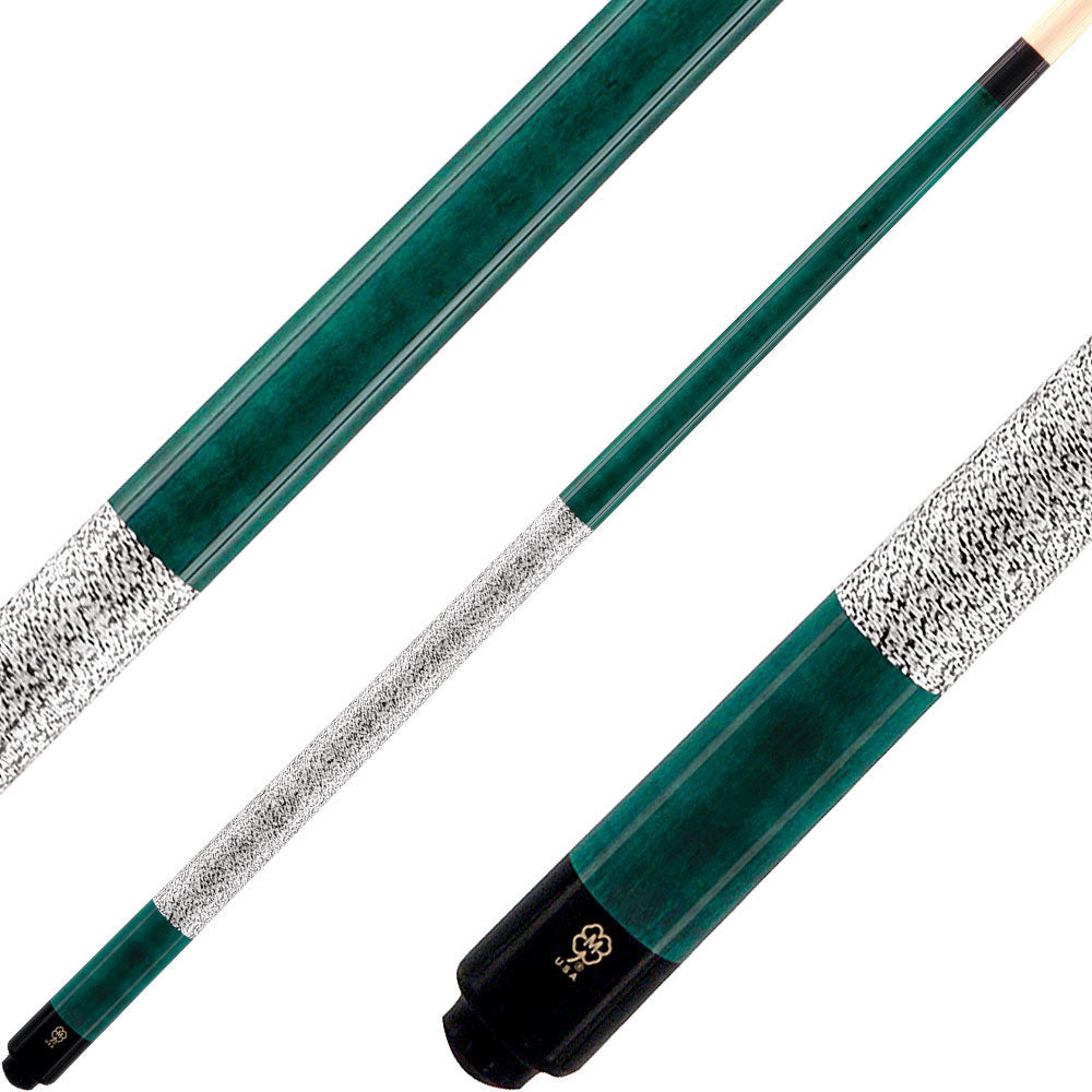McDermott Cues Standard Stain Teal GS01