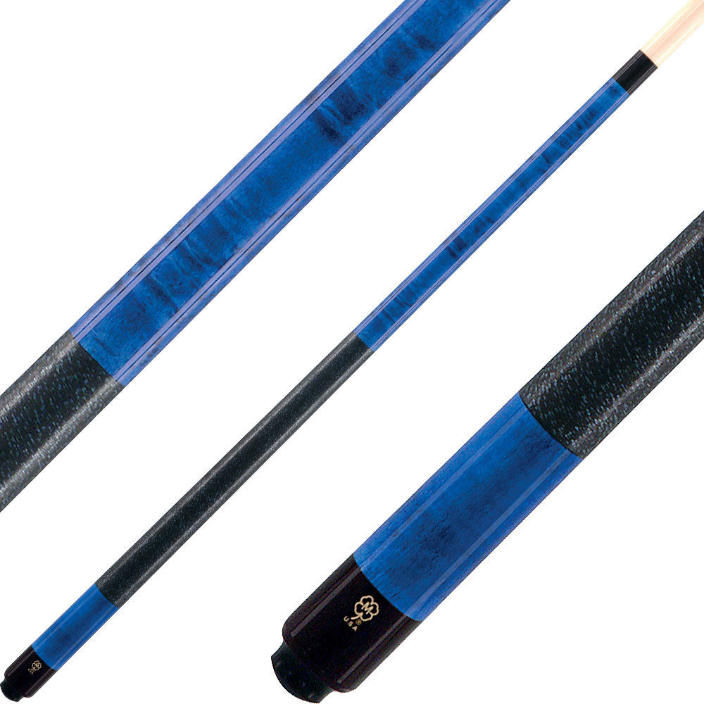McDermott Cues Standard Stain Pacific Blue gs02
