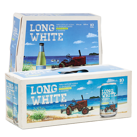 Long White 10pk Range