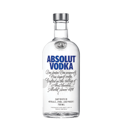 3 Day Deal - Absolut 700ml