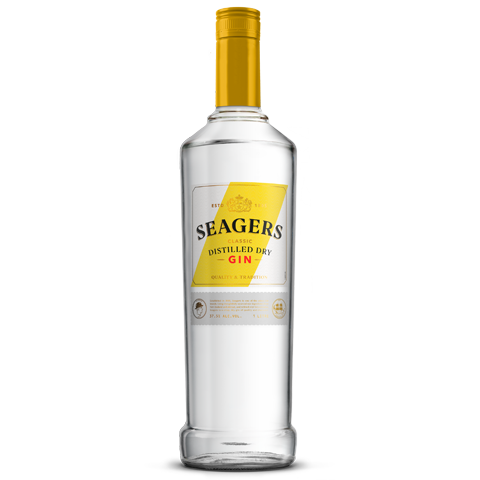 Seagers Gin Range 1L